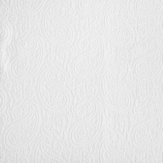 Copriletto puro cotone motivo paisley