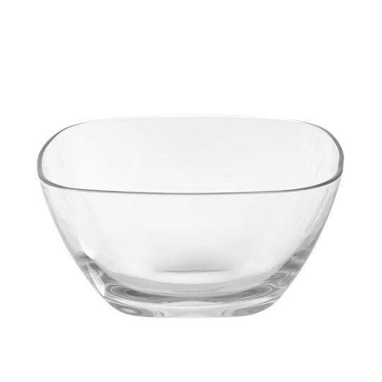 Fenice smooth glass bowl