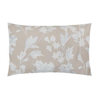 Federa raso di cotone motivo floreale Portofino