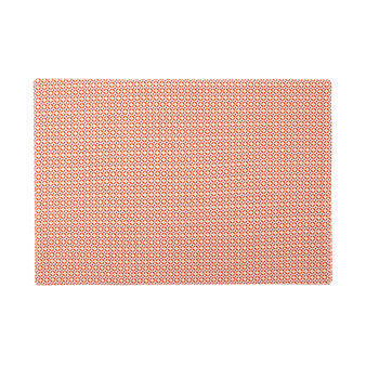 100% cotton table mat with diamonds print