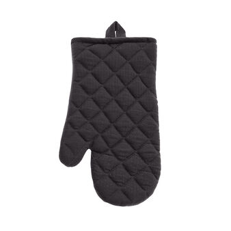 Zefiro 100% Egyptian cotton jacquard oven mitt