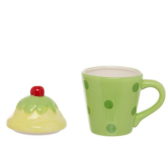 Mug in ceramica a cupcake