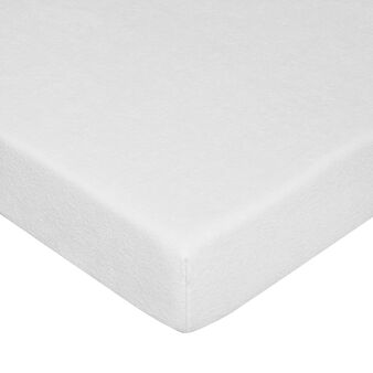 Terry cotton jersey mattress cover