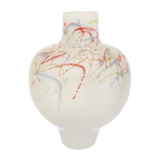 Vaso ceramica artigianale Paint