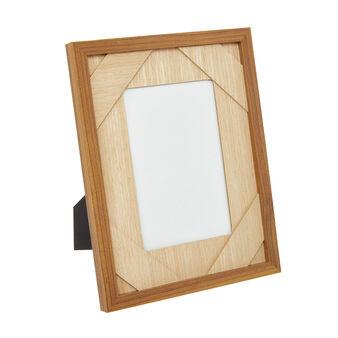 Portafoto effetto legno