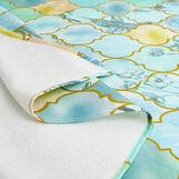 Telo mare cotone stampa marocco