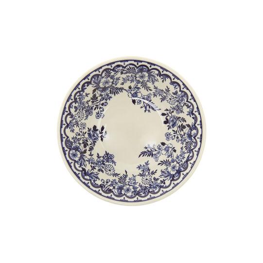 Blue Flower small ceramic bowl