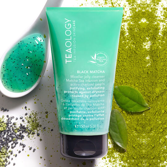 Teaology Black Matcha Micellar Jelly Cleanser 150 ml