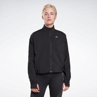 Essential windproof running jacket