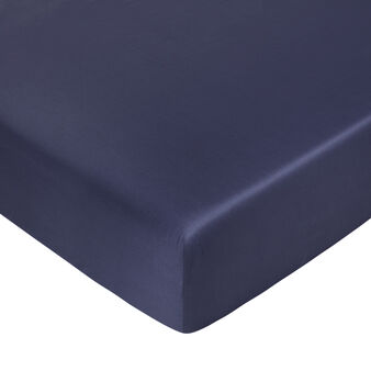 Interno 11 fitted sheet in high-quality satin