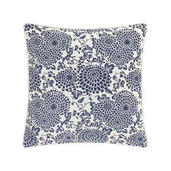 Cuscino cotone stampa batik