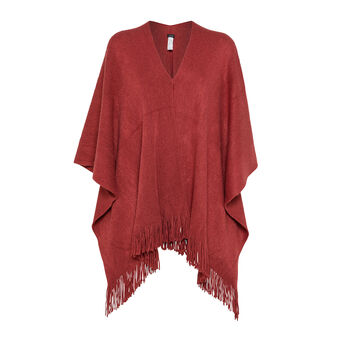 Koan fringed cape