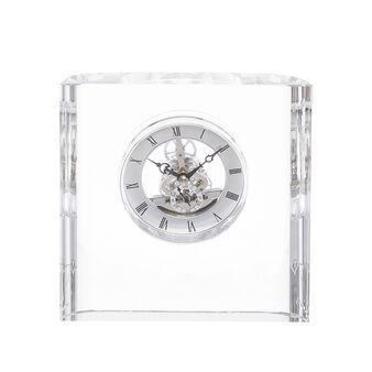 Crystal clock