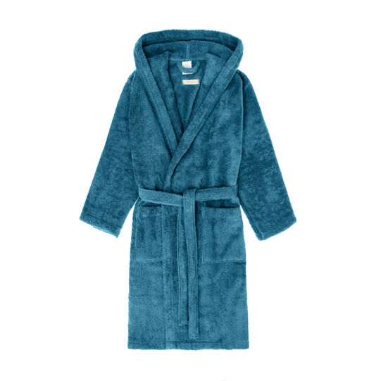 Zefiro Cotton Terry Bathrobe