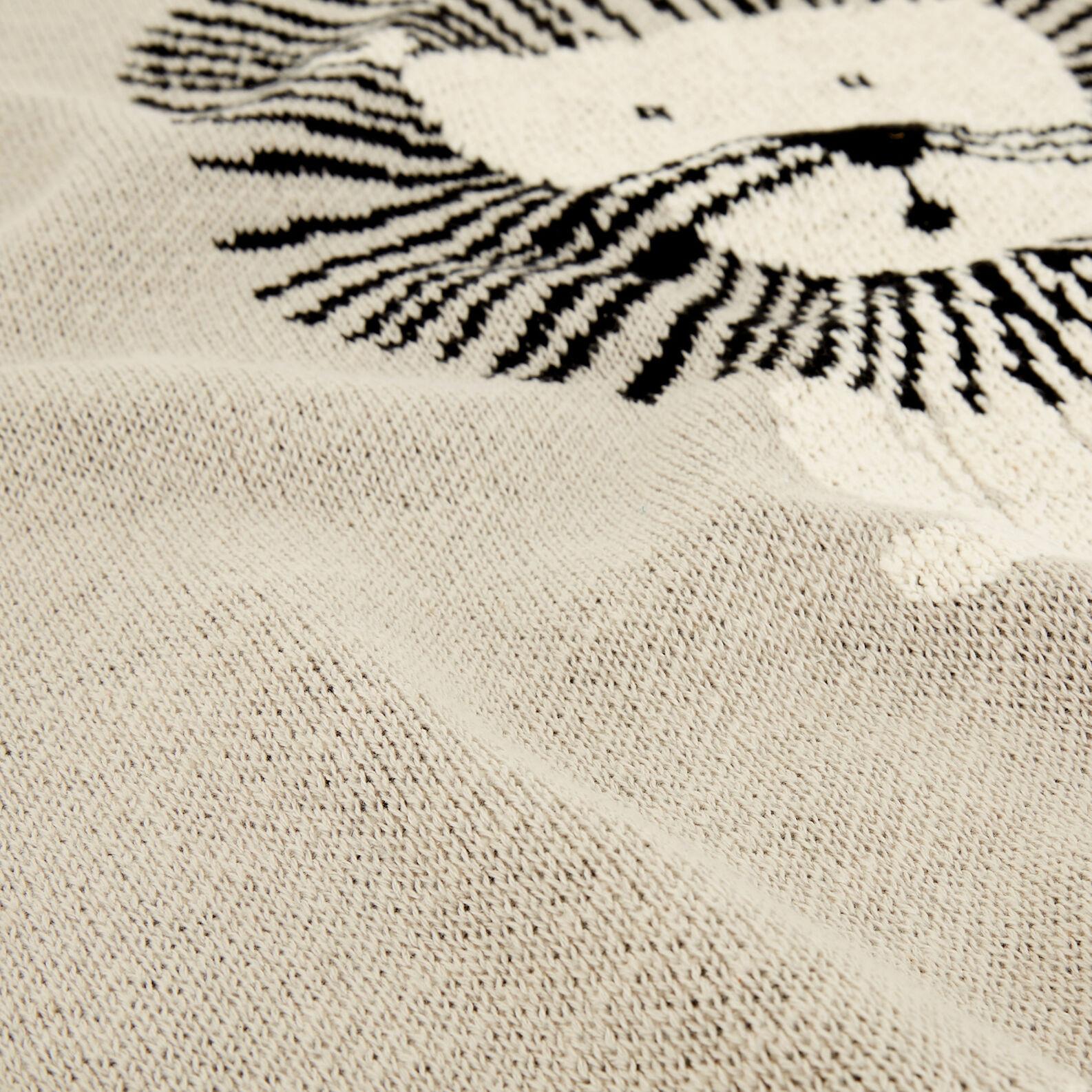 Arazzo maglia di cotone leone