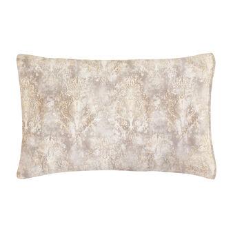 Federa raso puro cotone stampato Portofino