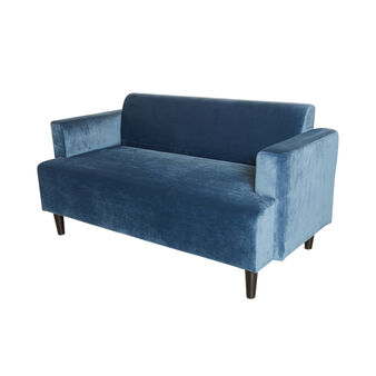 Milky Way velvet sofa