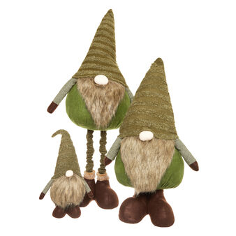 Decorative gnome soft toy H 51 cm