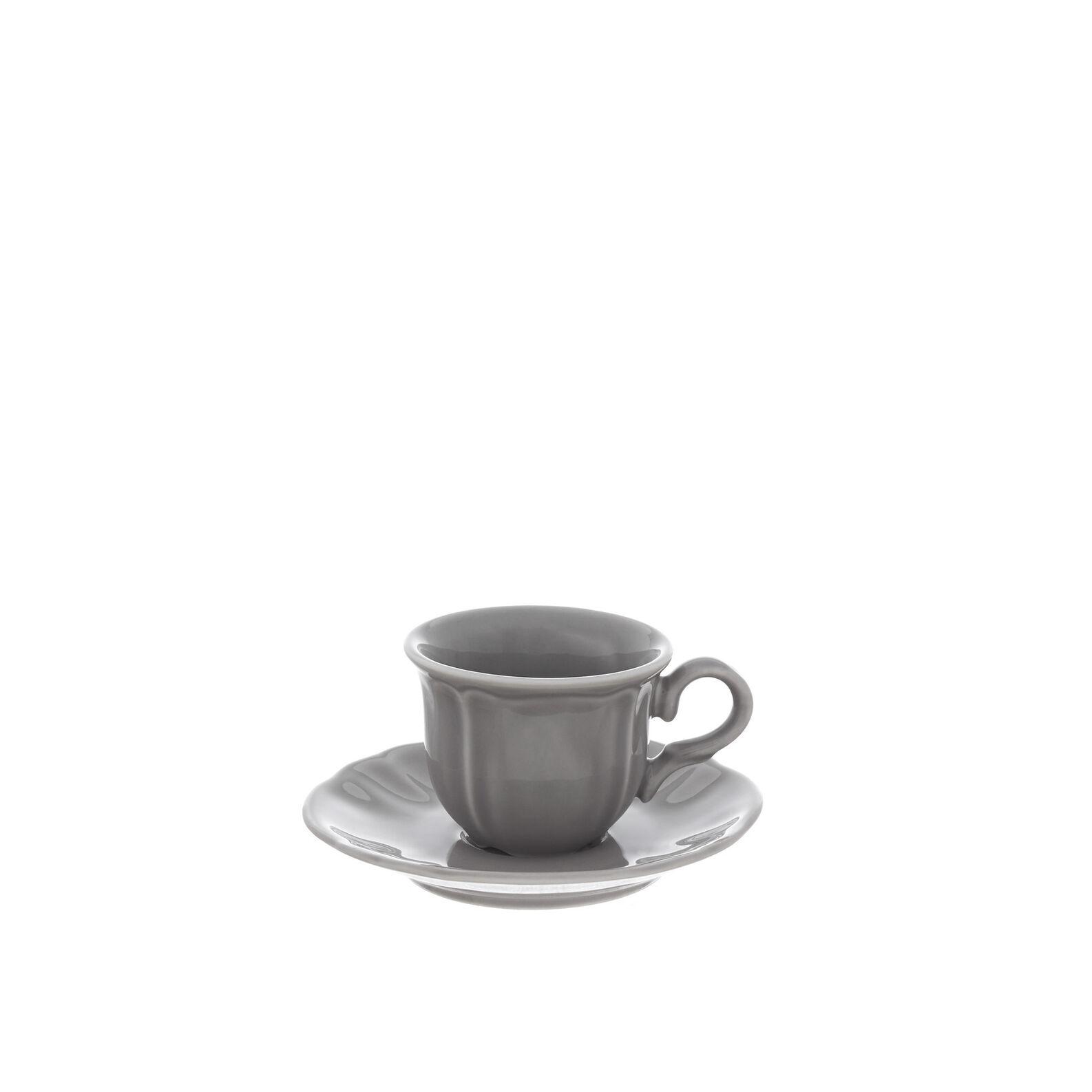 Tazzina da caffè porcellana smaltata Romantic