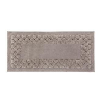Bathroom cotton braids rug