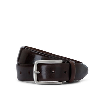 Luca D'Altieri real leather belt