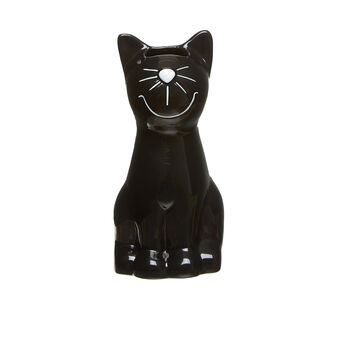 Ceramic cat-shaped humidifier for radiators