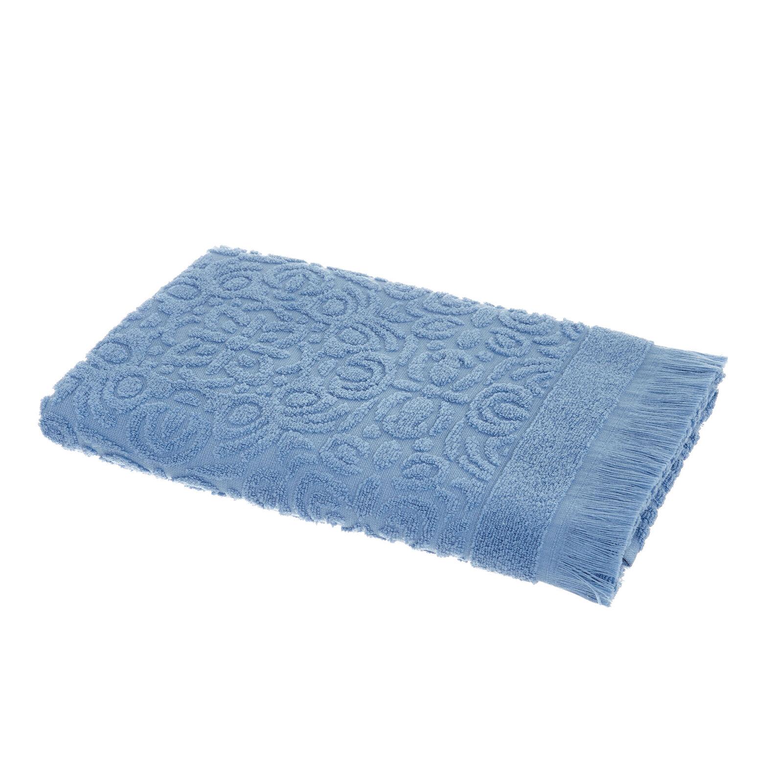 Asciugamano puro cotone jacquard