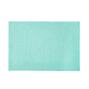 Tappeto bagno misto cotone ad intreccio