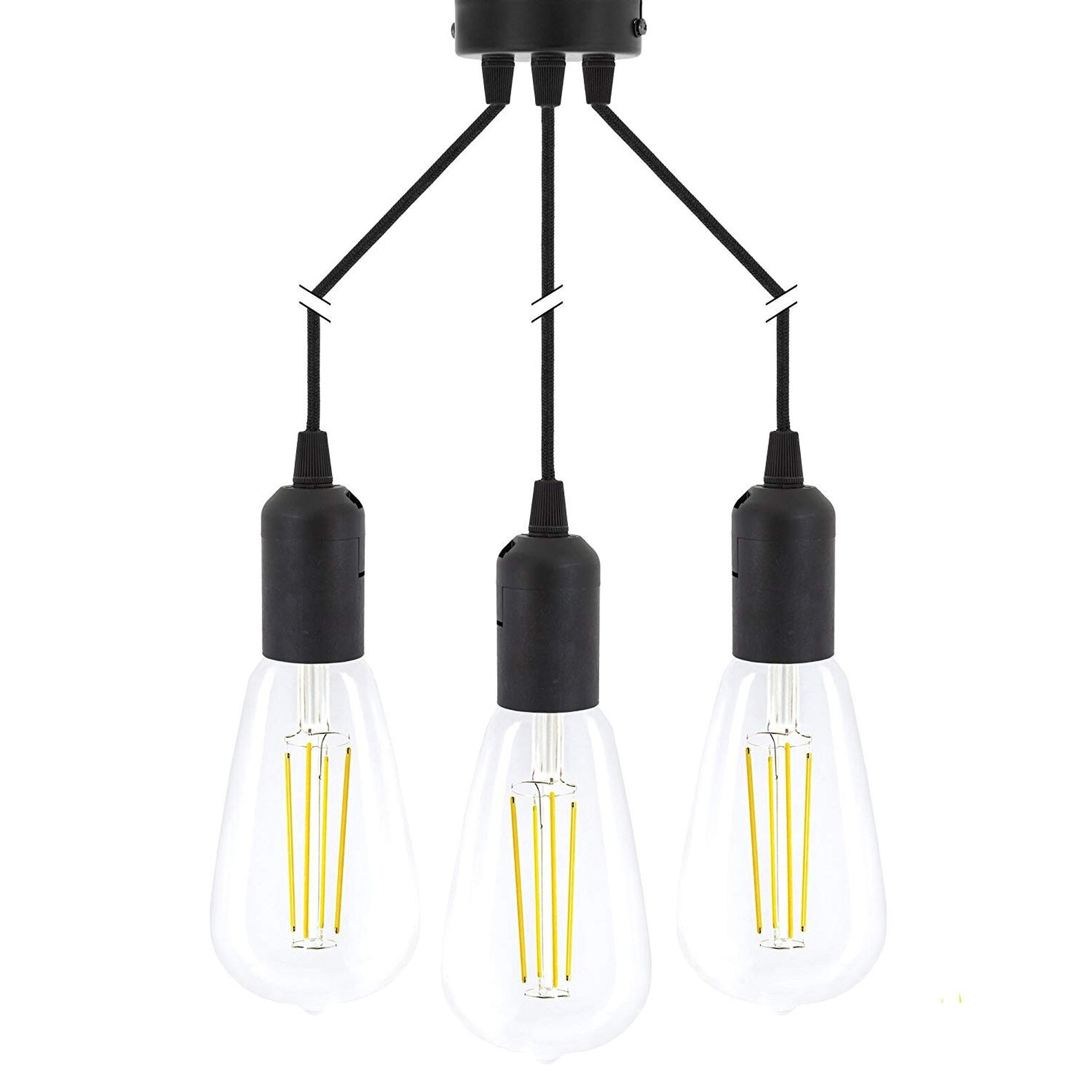 LEDbyLED Berny suspension lamp