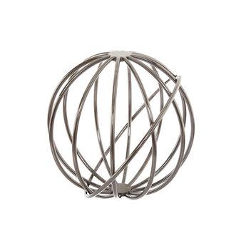 Glossy iron globe