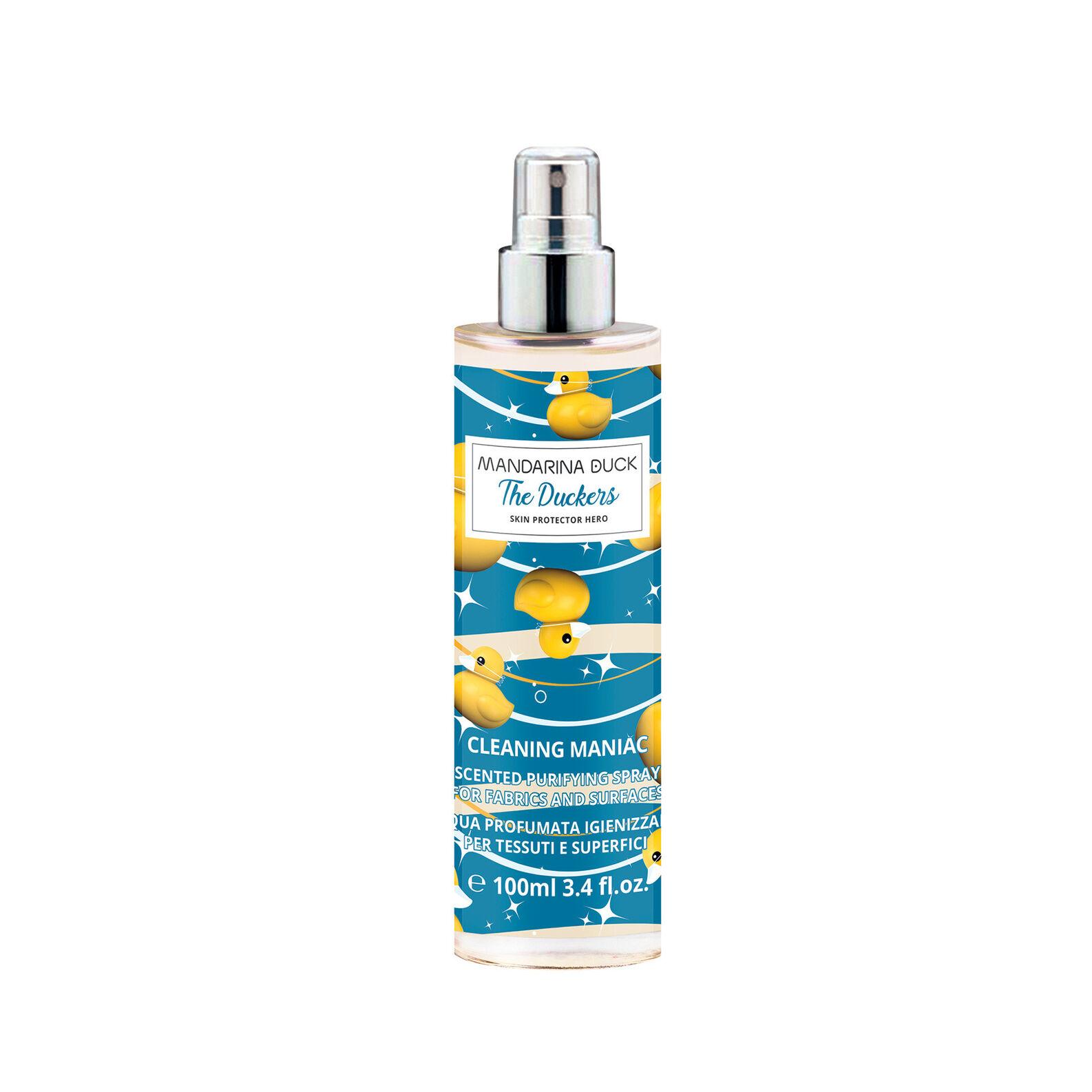 Sanitizing spray for fabrics and surfaces Mandarina Duck 100ml