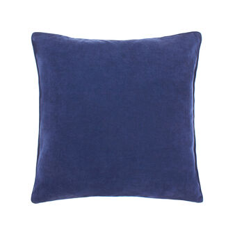 Solid colour mélange cushion