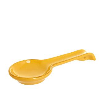 Preta ceramic spoon rest