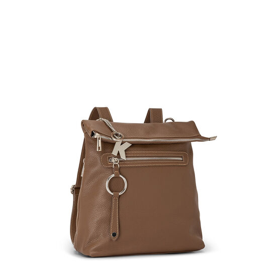 Koan genuine leather backpack bag