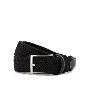 Luca D'Altieri  plain elasticated belt