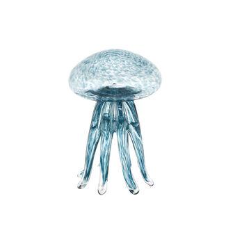 Medusa decorativa vetro colorato in pasta