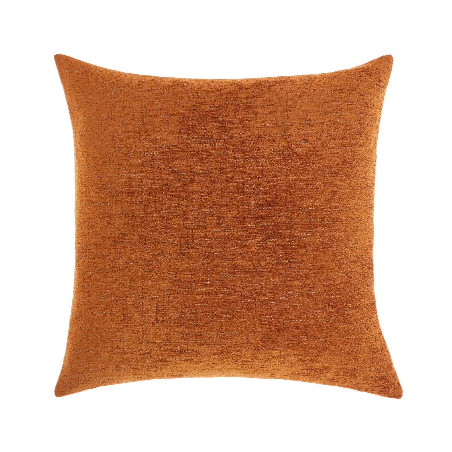 Velvet cushion with vintage effect 45x45cm