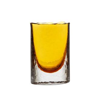 Vaso vetro colorato in pasta
