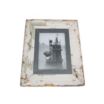 Portafoto in legno sudafricano recuperato