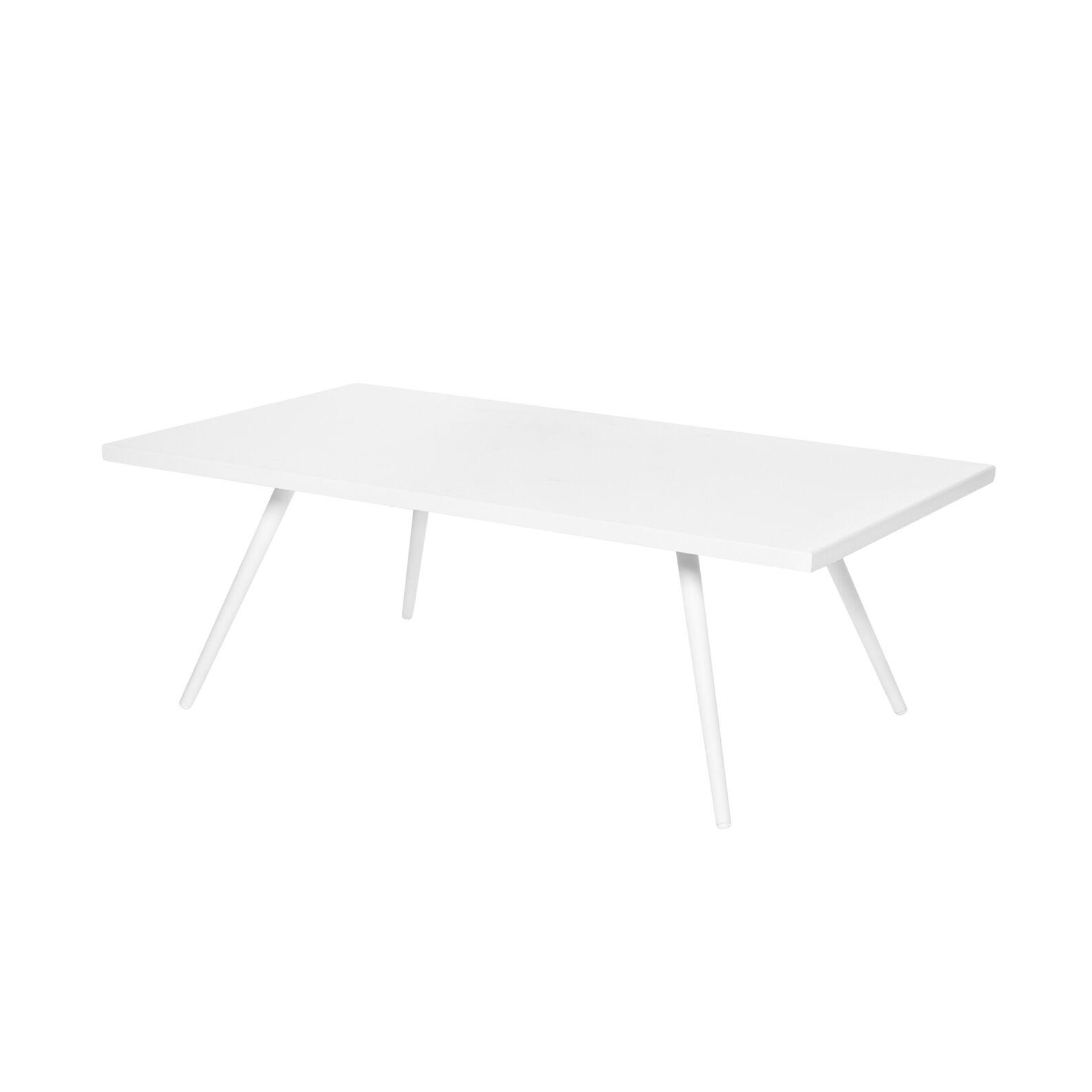 Tavolino alluminio verniciato Cancun