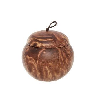 Handmade mango wood box