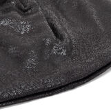 Koan laminated effect fabric hat