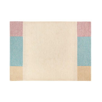 100% cotton patchwork table mat