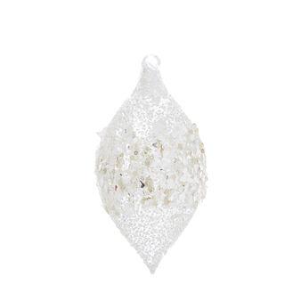Fuso cristalli decorato a mano
