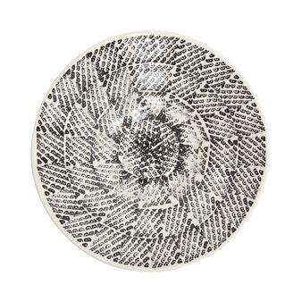 Centrotavola decorativo ceramica portoghese