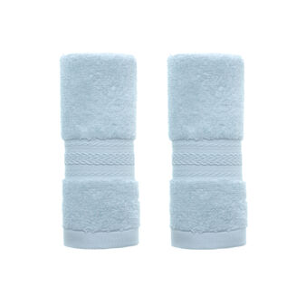 Set 2 Thermae terry washes mitt