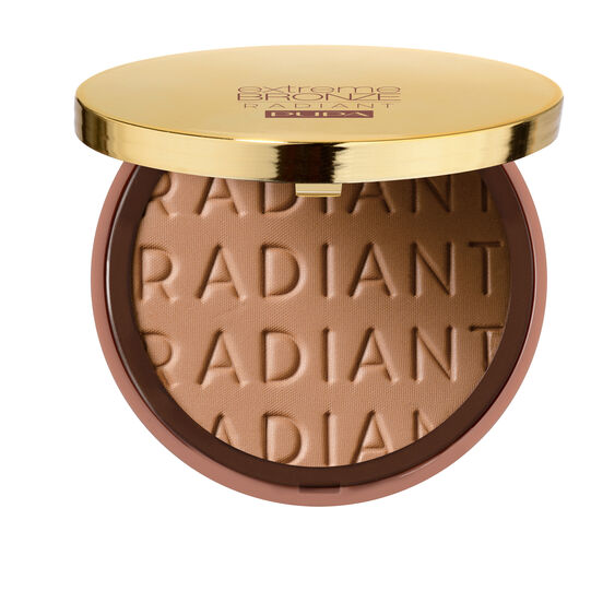 Pupa extreme bronze radiant - 10