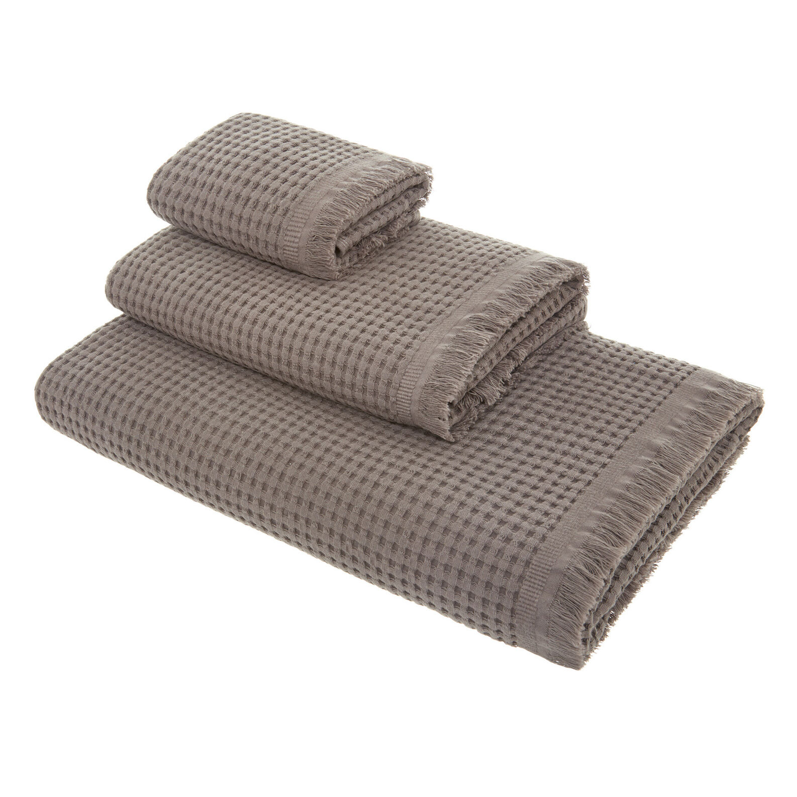 100% cotton honeycomb towel Thermae