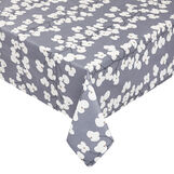 Floral print cotton table cloth