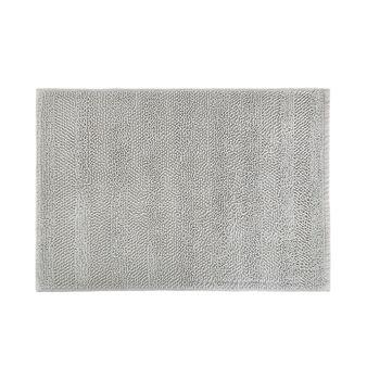 Tappeto bagno misto cotone effetto shaggy